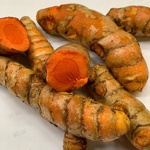 Fresh Turmeric Root (Fiji) 1lb.