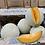 Thumbnail: Cantaloupe 1ea Appx 3 lbs