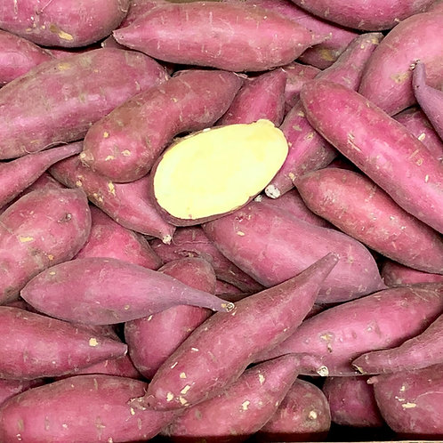 Japanese yam ( medium size) 1 lb.