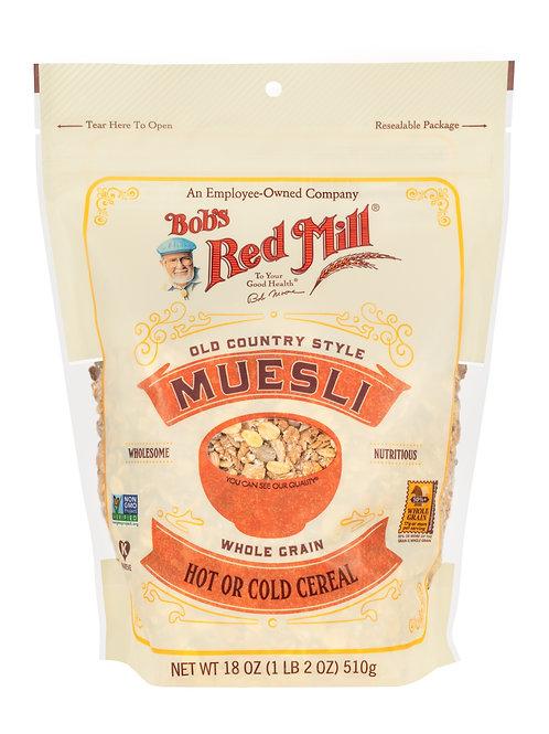 Bob's Red Mill Muesli, 18 Oz