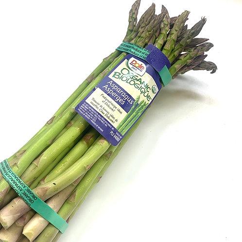 Organic asparagus 1lb. (Mx)