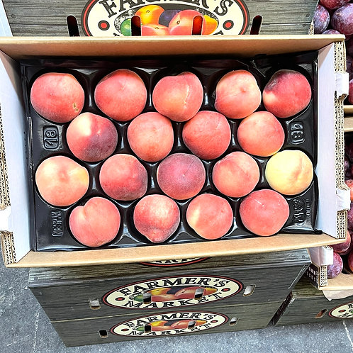 Large White Peach 1ea