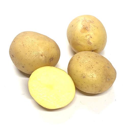 Organic Yukon Potatoes 1lb.