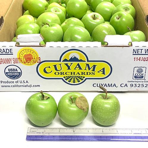 Organic Lady Granny Smith apples 1lb.