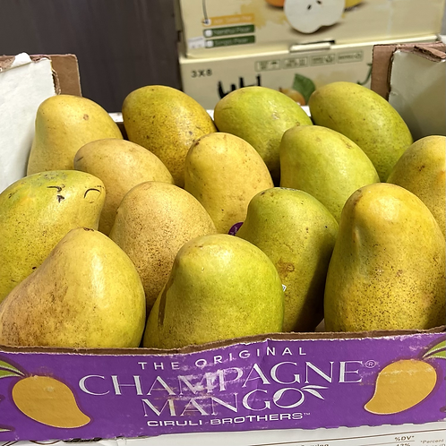 Champagne mangoes 4pcs   (Mx)
