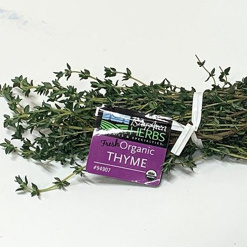 Organic thyme (USA)