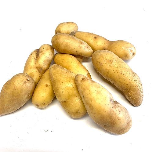 Fingerling banana potatoes  1lb USA)