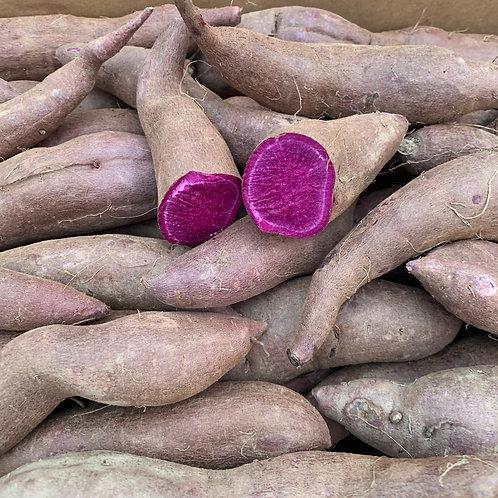 California Purple Yam 1lb. (Local)