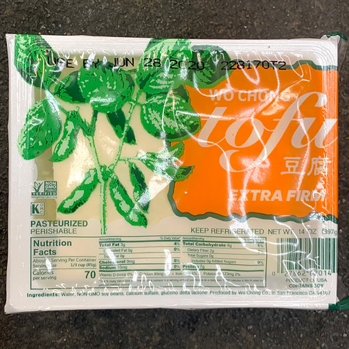 Extra Firm Tofu 16z