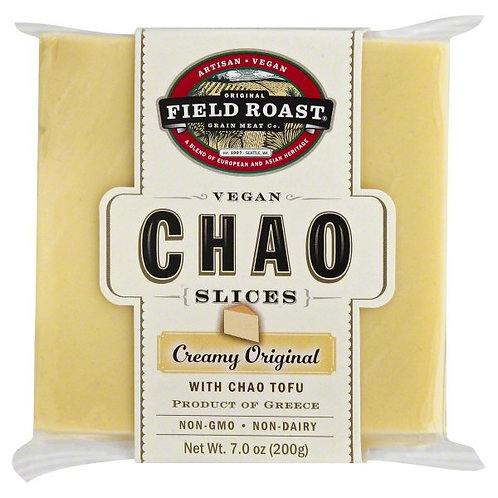 Field Roast egan Chao Slices 7z