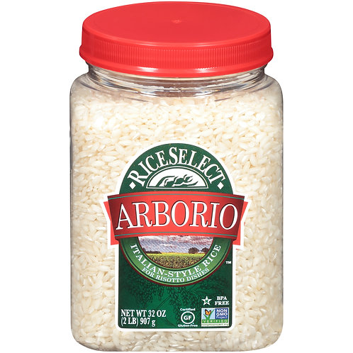 Rice Select Arborio Rice - Risotto - 32 oz.