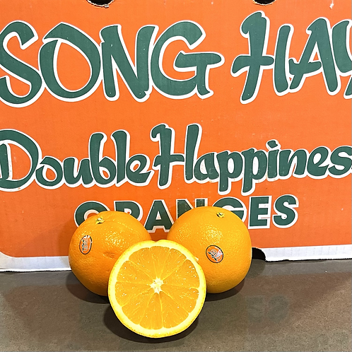 Song Hay Navel Oranges 38 lbs