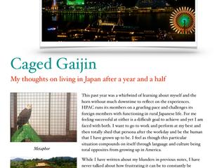 Caged Gaijin