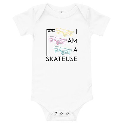 I am a skateuse - New born