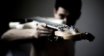 Bass player music producer