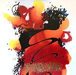Sunset, Sun7,Shepard Fairey, Obey, street art, achat, oeuvres, graffiti, urbain