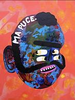 Kashink, street art, graffiti, galerie, urbain