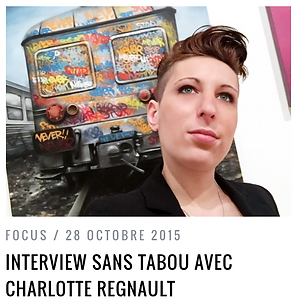 Charlotte Regnault interview