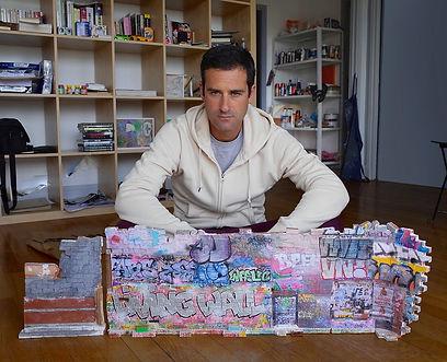 Lord Anthony Cahn, street art, graffiti, art urbain, galerie en ligne