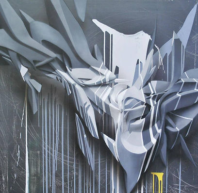 Peeta, street art, graffiti, art urbain, galerie en ligne