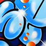 Seen, artiste, street art, achat, oeuvres, graffiti, urbain
