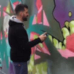 Reso, street art, graffiti, art urbain, galerie en ligne