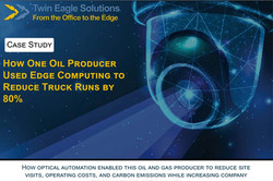 How One Oil Producer Used Edge Computing to Reduce Truck runs by 80%