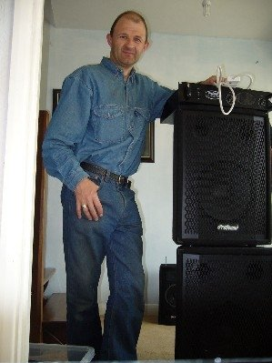 Steve owner / dj / keyboard player