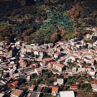 Notre village «Fossato Ionico» vue d'e