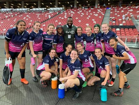 Singapore Valkyries Girls  Rugby Program