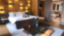 The Chedi Andermatt Hotel in Switzerland