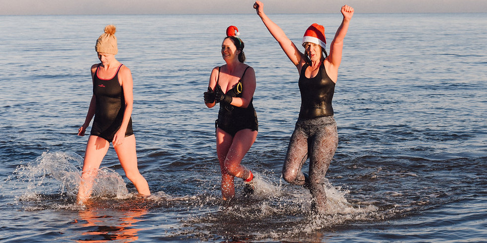 Selsey Sea Bathers Christmas Beach Party!