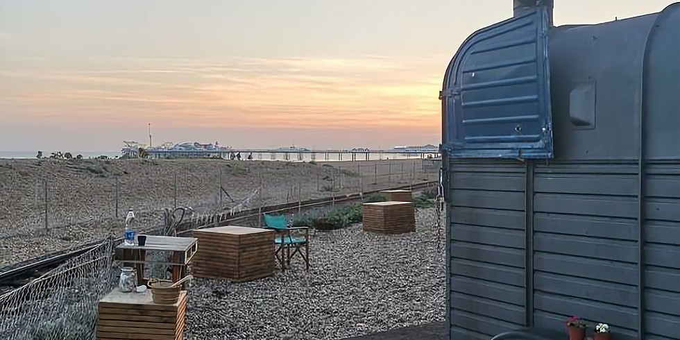 February Gathering: Great Day Out To Brighton Beach Box Sauna