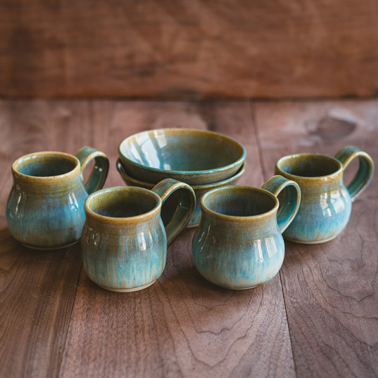 Magen's Bay Coffee Mug & Bowl Collection