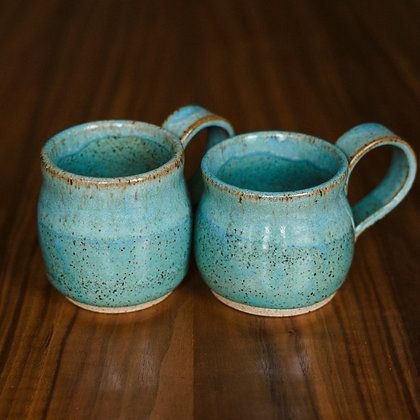 Telluride Collection - 10 oz Speckled Coffee Mug