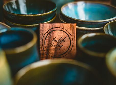 Beautiful Custom Walnut Hardwood Coaster Coasters