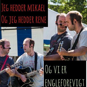 X Factor-tvillingerne, Engle for Evigt.j