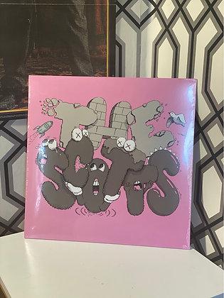 New Travis Scott x Kid Cudi x Kaws 'The Scotts' Vinyl Single