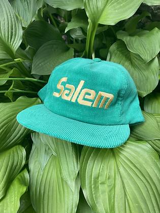 Vintage Salem Corduroy Snapback