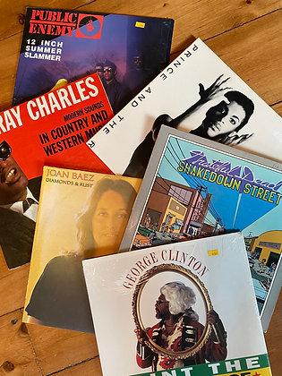 Mystery Vinyl Box of 3 (common)