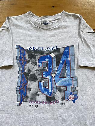 Vintage 1991 Nolan Ryan Salem Sportswear T-Shirt