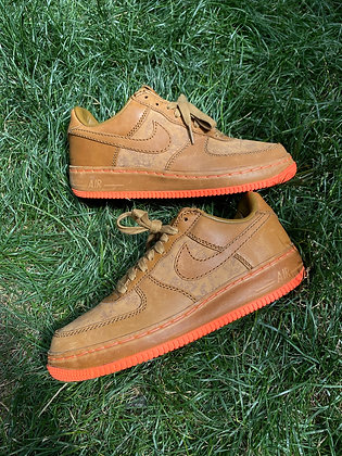 2005 Nike Air Force 1 'Maple Golden Mango'