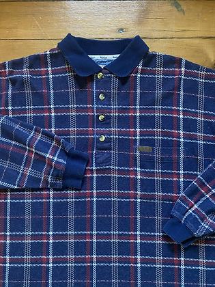 Woolrich Long Sleeve Polo