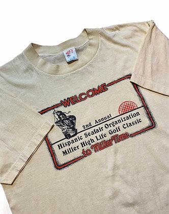 Vintage 80's Miller High Life Golf Classic