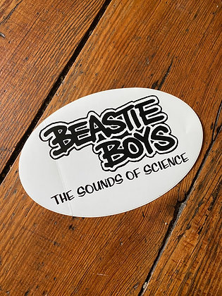 Vintage 1999 Beastie Boys Anthology Sticker