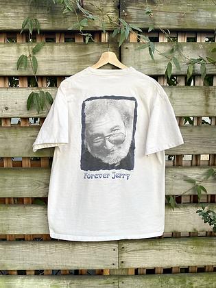 Vintage 1997 Forever Jerry Garcia T-Shirt