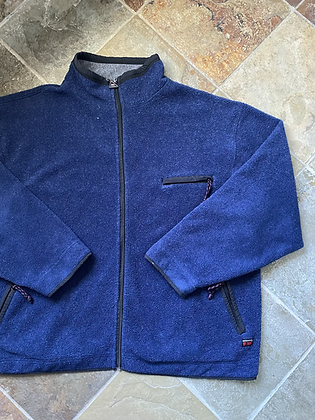 Vintage Full Zip Fleece