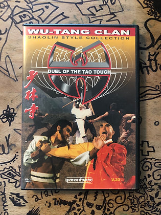 2003 Wu-Tang Clan 'Duel of the Tao Tough' DVD