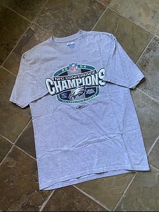 2004 Eagles Super Bowl T-Shirt
