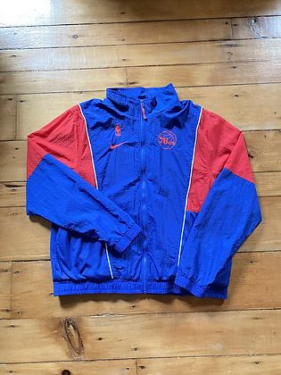 Nike 76ers Windbreaker Jacket